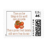 Sun Warmed Tomatoes Stamps
