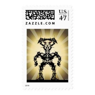 Sun Warrior #2 Stamp