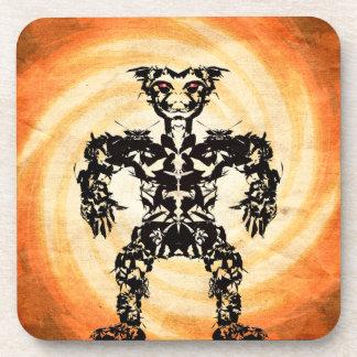 Sun Warrior #4 Beverage Coaster