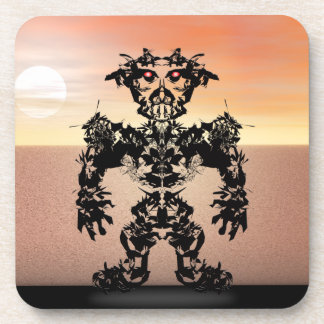 Sun Warrior #6 Coaster