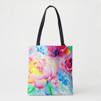 Sun Washed Pink Tote Bag