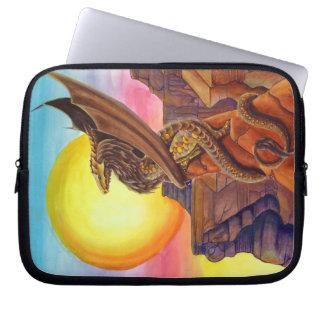 Sun Watcher Sleeve Laptop Sleeve