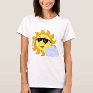 Sun with cloud T-Shirt