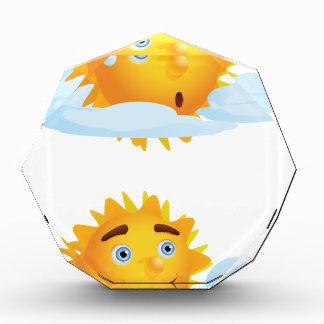 Sun with Clouds2 Award