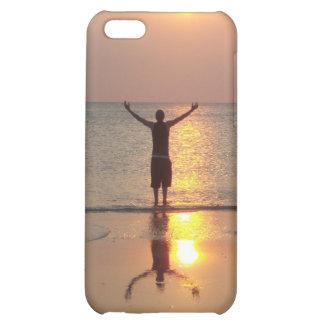 Sun worship iPhone 5C case