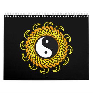 Sun y calendario de las sombras 2010