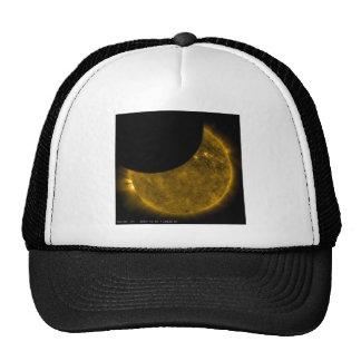Sun y luna gorros bordados