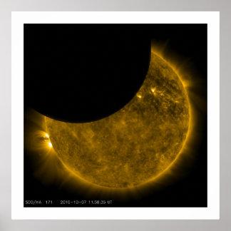 Sun y luna impresiones