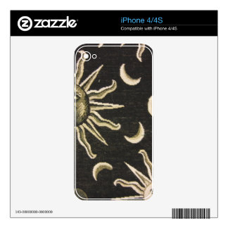 Sun y luna skins para iPhone 4