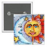 Sun y Pin de la luna