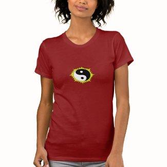 Sun Yin Yang Tee Shirt
