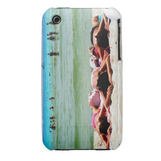 Sunbathers  iPhone 3G/3GS Barely There Case