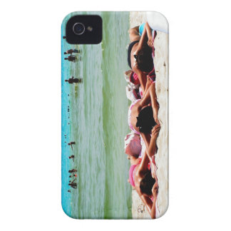 Sunbathers  iPhone 4 Barely There Case
