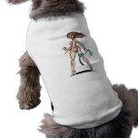 Sunbathing Beauty Dog Clothing