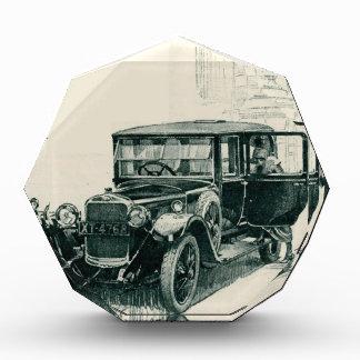 Sunbeam car award