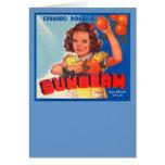 Sunbeam Card