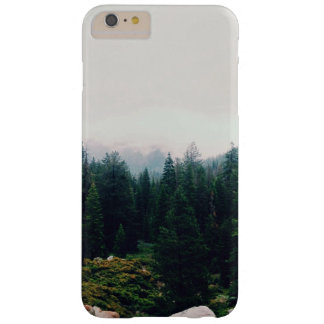 Sunbeam Themed, A Forest Covered With Dense Conica Barely There iPhone 6 Plus Case
