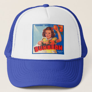 Sunbeam Trucker Hat