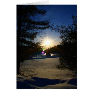 Sunbeams and Daydreams Card