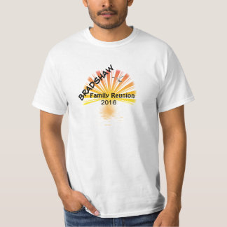 Sunbeams and Seagull Family Reunion T Shirt