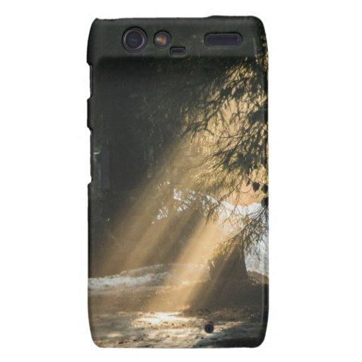 Sunbeams Motorola Droid RAZR Covers