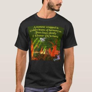 Sunbeams of Harmony Poetry Men's Basic Dark T-Shirt