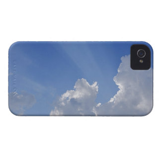 Sunbeams through Clouds, Val d'Orcia, Siena Case-Mate iPhone 4 Case
