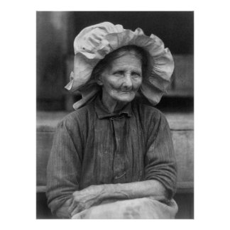 Sunbonnet Style 1930 Impresiones