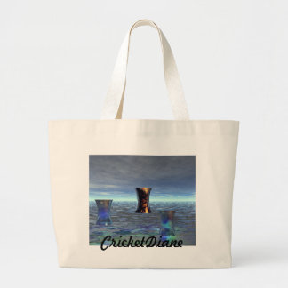 Sunbright Energy Innovation Design CricketDiane Tote Bags