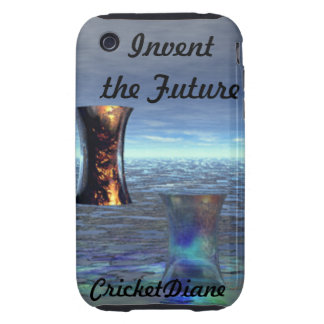 Sunbright Energy Innovation Design CricketDiane Tough iPhone 3 Case