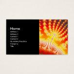 Sunburst 1.1 - Fractal Business Card