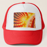 Sunburst 1.1 - Fractal Trucker Hat