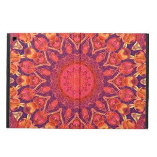 Sunburst, Abstract Mandala Star Circle Dance Case For iPad Air