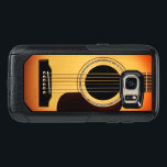 "Sunburst Acoustic Guitar OtterBox Samsung Galaxy S7 Case<br><div class=""desc"">A classic six string sunburst guitar for your phone</div>"