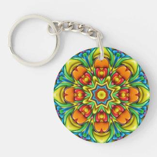 Sunburst   Acrylic Keychains, 6 styles Keychain