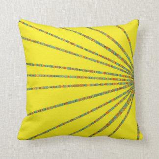Sunburst American MoJo Pillows