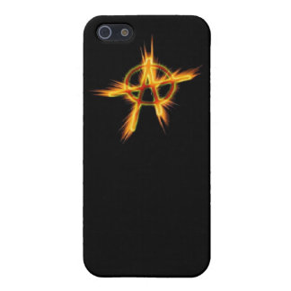 Sunburst Anarchy Case For iPhone SE/5/5s
