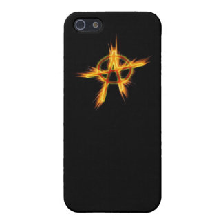 Sunburst Anarchy Cover For iPhone SE/5/5s