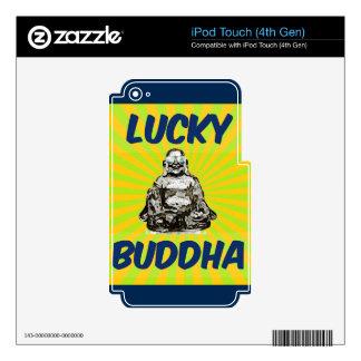 SunBurst Buddha iPod Touch 4G Skins