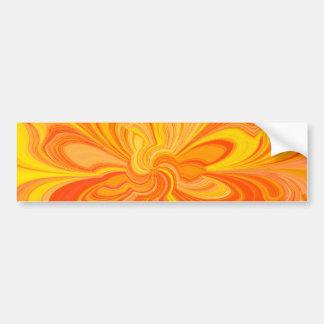 SunBurst Bumper Sticker