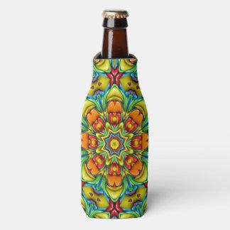 Sunburst Colorful Bottle Cooler