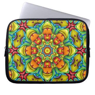 Sunburst Colorful Neoprene Laptop Sleeves