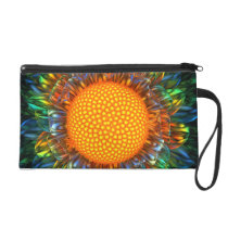 digitalblasphemy, sunburstdaisy, wristlet, [[missing key: type_bagettes_ba]] with custom graphic design