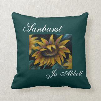 Sunburst designed Home decoration pillow