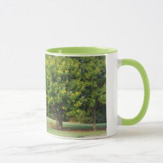 Sunburst Elm Tree Mug
