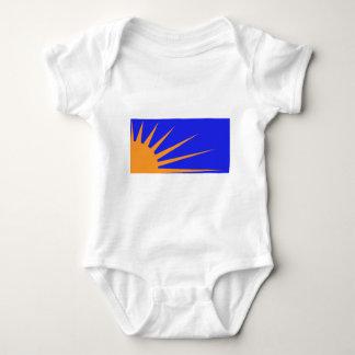 Sunburst Flag T Shirt