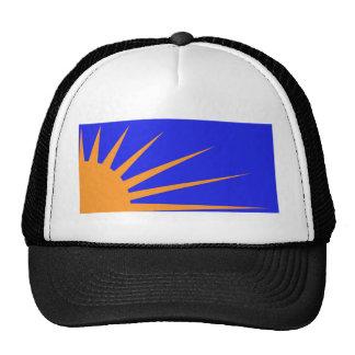 Sunburst Flag Trucker Hat