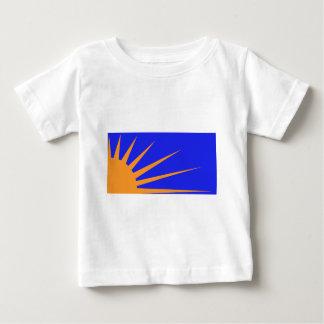 Sunburst Flag Infant T-shirt