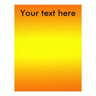 "sunburst 8.5"" x 11"" flyer"