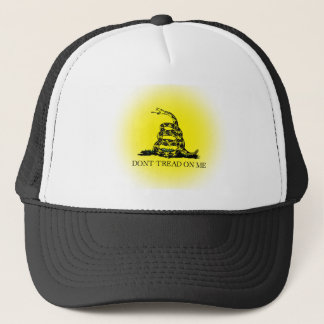 Sunburst Gadsden Flag Trucker Hat